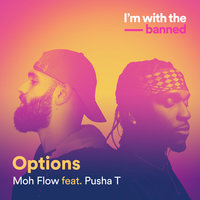 Options — Moh Flow, Pusha T