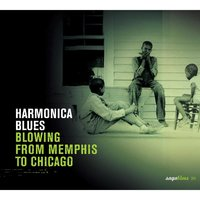 "Saga Blues: Harmonica Blues ""Blowing from Memphis to Chicago"" — сборник"