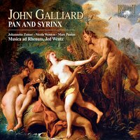 Galliard & Purcell: Pan and Syrinx & The Masque of Cupid and Bacchus — Генри Пёрселл, Jed Wentz, Musica Ad Rhenum, Johannette Zomer, Marc Pantus, Pauline Graham & Nicola Wemyss