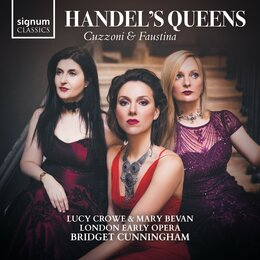 Giulio Cesare, HWV 17: Da tempeste il legno infranto — London Early Opera, Bridget Cunningham, Mark Brown, Various Composers, Lucy Crowe, Mary Bevan