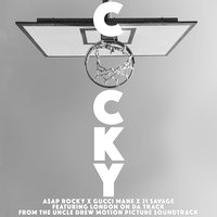 Cocky — A$AP Rocky, Gucci Mane, 21 Savage, London on da Track