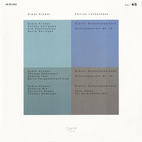 Edition Lockenhaus Vol.4 & 5 — Gidon Kremer
