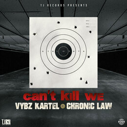Can't Kill We — Vybz Kartel, Chronic Law, Vybz Kartel, Chronic Law