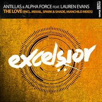 The Love — Lauren Evans, Antillas, Alpha Force