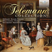 Telemann Collection — Георг Филипп Телеман