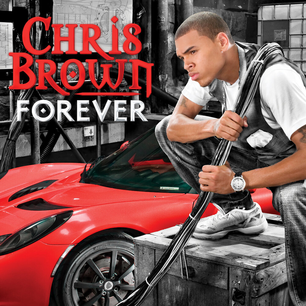 chris brown forever - 600×600