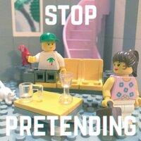 Stop Pretending — Little Brother Eli