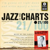 Jazz in the Charts Vol. 21 - I'm Gonna Sit Right Down and Write Myself a Letter — Sampler