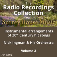 Nick Ingman & His Orchestra, Vol. 3 — Nick Ingman