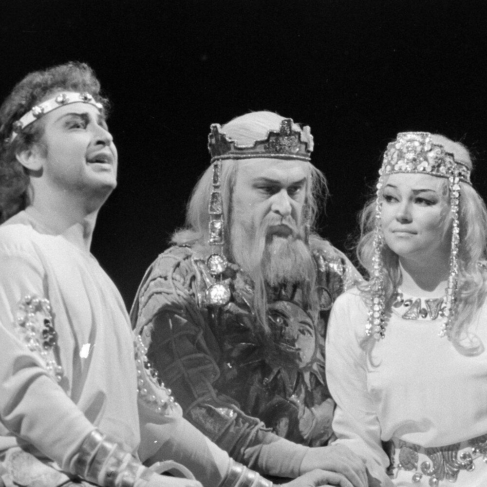 Руслан и людмила картинка к опере