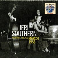 Jeri Southern at the Blue Note, Chicago — Jeri Southern