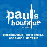 One O One EP — Paul's Boutique