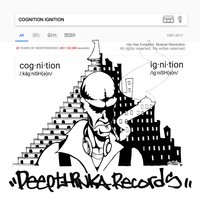 Cognition Ignition — Deep Thinka Records
