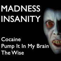 Cocaine Pump It in My Brain / The Wise — Madness Insanity