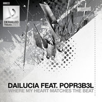 Where My Heart Matches The Beat — Dailucia, Popr3b3l
