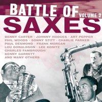 Battle of Saxes Vol. 2 — сборник