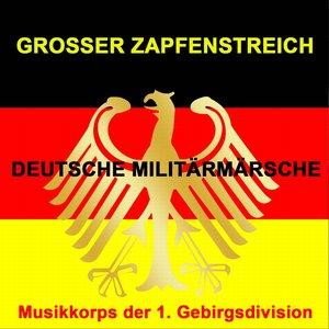 Musikkorps der 1. Gebirgsdivision - 18Er-Husaren-Marsch