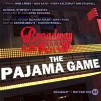 The Pajama Game — Jerry Ross, Richard Adler, John Owen Edwards, All Star Studio Cast