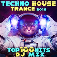 Techno House Trance 2018 Top 100 Hits DJ Mix — сборник