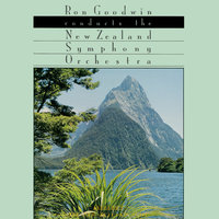 Ron Goodwin Conducts The New Zealand Symphony Orchestra — Ron Goodwin, New Zealand Symphony Orchestra