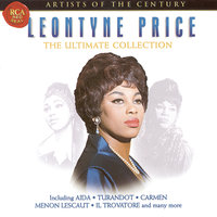 Artists Of The Century: Leontyne Price — Leontyne Price