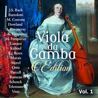 Viola da Gamba Edition, Vol. 1 — сборник