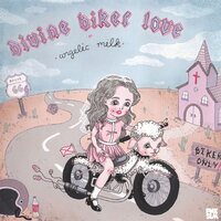 DIVINE BIKER LOVE — angelic milk