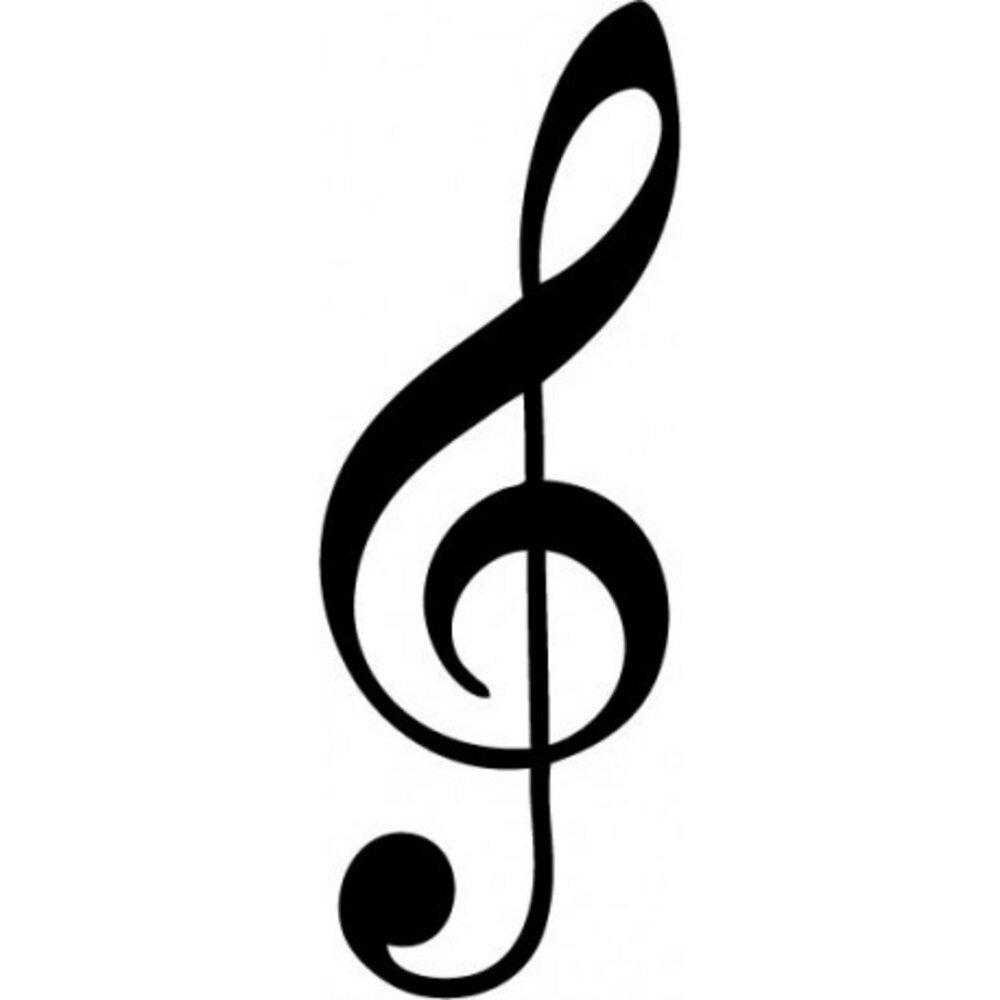 невысокие распечатать изображение скрипичного ключа может