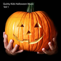 Quirky Kids Halloween Vol 1 — Bobby Cole