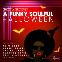 Ghostly Grooves: a Funky Soulful Halloween — сборник
