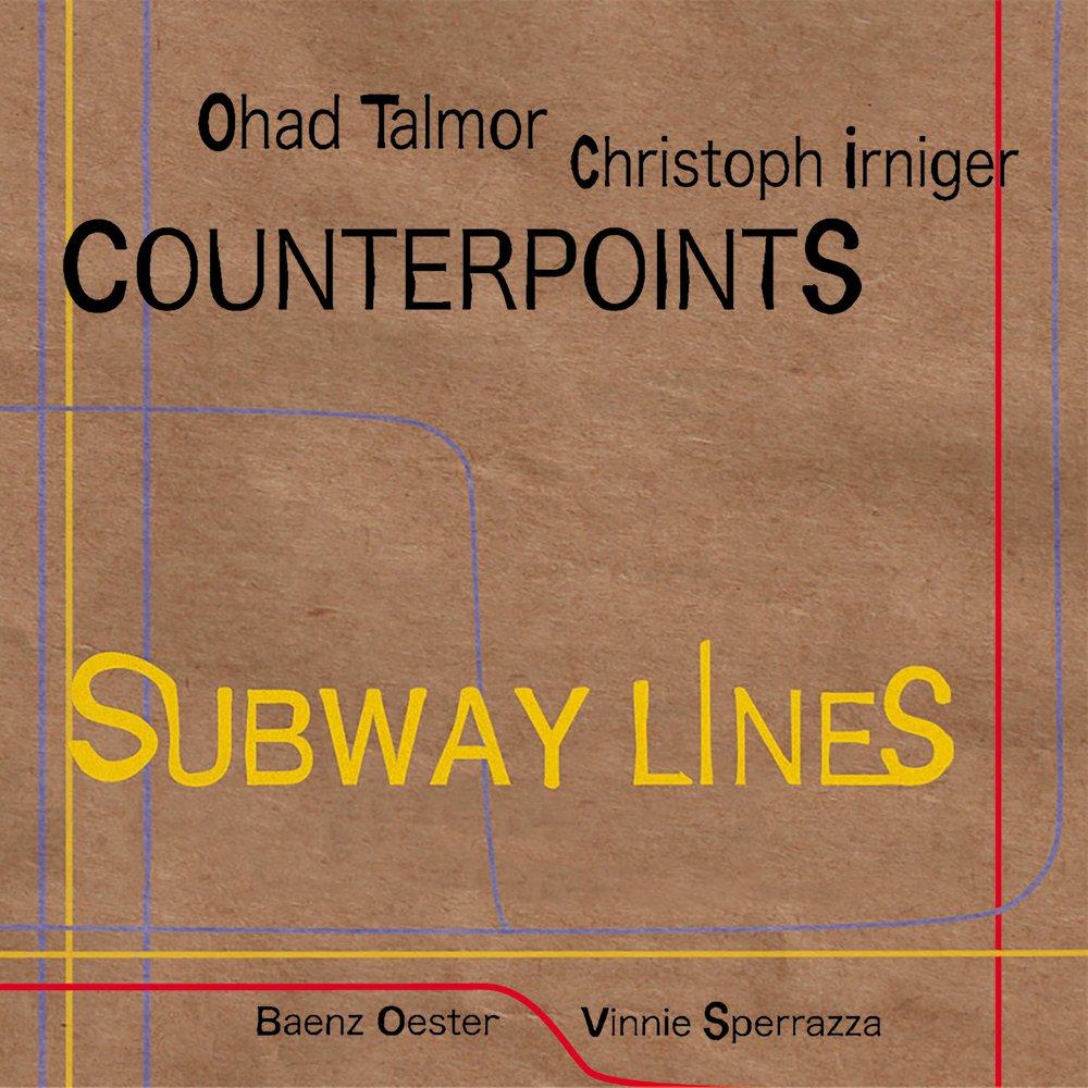 Картинки по запросу Counterpoints. Subway lines new album