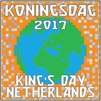 Koningsdag 2017 King's Day Netherlands — сборник