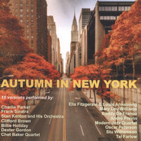 15 Versions of Autumn in New York — сборник