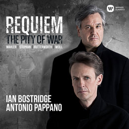 "Requiem: The Pity of War - Butterworth: A Shropshire Lad: V. ""The lads in their hundreds"" — Ian Bostridge, Antonio Pappano"