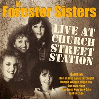 The Forester Sisters - Live at Church Street Station — The Forester Sisters