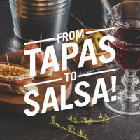 From Tapas to Salsa! — сборник