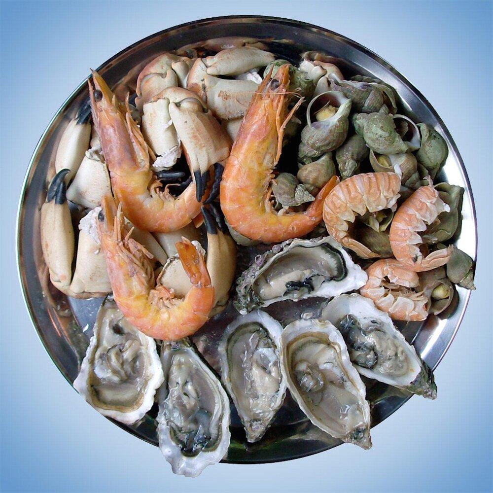 разновидности морепродуктов фото припомнил, что пока