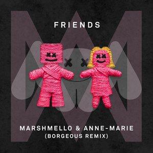 Anne-Marie, Marshmello - FRIENDS