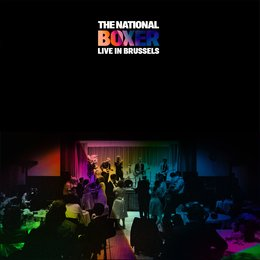Boxer Live in Brussels — The National