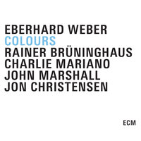 Colours — Eberhard Weber