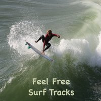 Feel Free Surf Tracks — Richard Hardelstein, Richard Hardelstein (Lyr.), Hardelstein, Richard