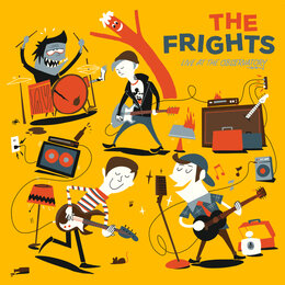 Live At The Observatory — The Frights