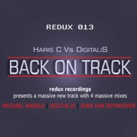Back on Track — Haris C feat. Digitalis