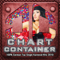 Chart Container - 100% German Top Single Karneval - Hits 2010 — сборник