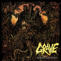 Burial Ground — Grave