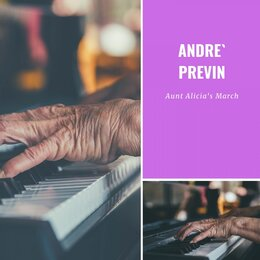 Aunt Alicia's March — Andrè Previn and His Pals, Фредерик Лоу