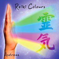 Reiki Colours — Llewellyn, Andreas