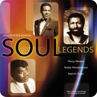 Soul Legends — Marvin Gaye, Percy Sledge, Teddy Pendergrass
