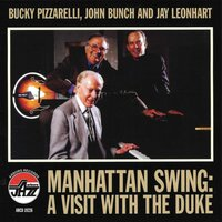 Manhattan Swing:a Visit With — Pizzarelli/bunch/leonhart
