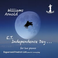E.F. Lühl-Dolgorukiy: E.T. Independence Day… for Two Pianos — Enguerrand-Friedrich Lühl-Dolgorukiy